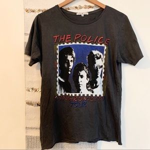 The Police • Junk Food Band Tee